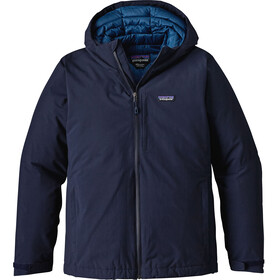 Patagonia Windsweep Down Hoody Men Navy Blue